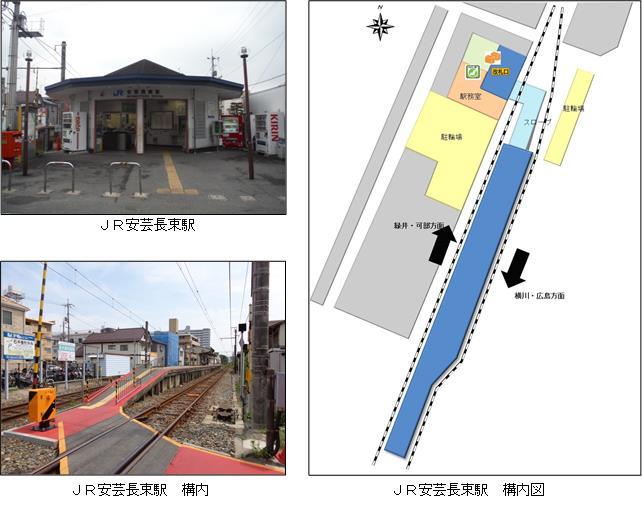 JR安芸長束駅及びJR古市橋駅周辺地区バリアフリー基本構想 ~3 ...