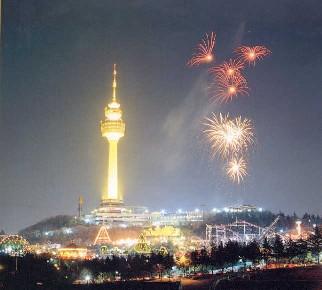 韓国 テグ 市