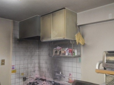 Photo of a Fires caused by cooking stoves